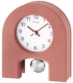 Настольные часы  Seiko Clock QXN226P. Коллекция Интерьерные часы