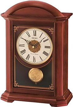 мужские часы Seiko Clock QXQ030BN. Коллекция Настольные часы