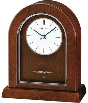 Настольные часы Seiko Clock QXW228B. Коллекция Интерьерные часы