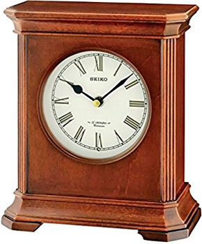 мужские часы Seiko Clock QXW238BN. Коллекция Настольные часы