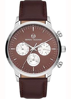 fashion наручные  мужские часы Sergio Tacchini ST.8.119.04. Коллекция City