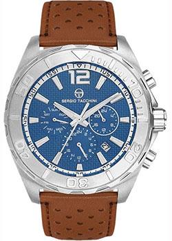 fashion наручные  мужские часы Sergio Tacchini ST.9.107.02. Коллекция Archivio