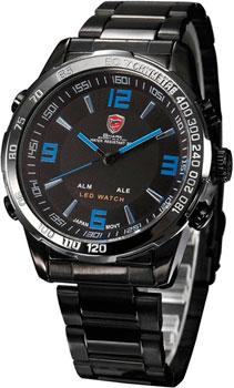 fashion наручные  мужские часы Shark SH008. Коллекция Bull Shark