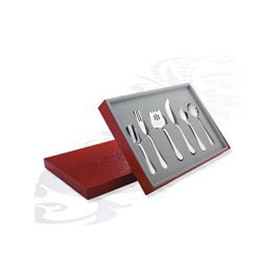 Столовый прибор из серебра  AS56SA3E