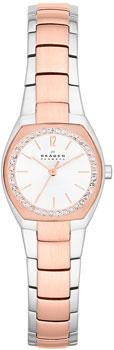 Купить Часы женские Швейцарские наручные  женские часы Skagen SKW2112. Коллекция Links  Швейцарские наручные  женские часы Skagen SKW2112. Коллекция Links