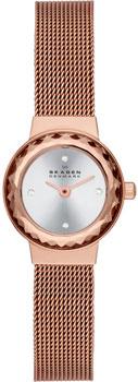 Швейцарские наручные  женские часы Skagen SKW2187. Коллекция Mesh от Bestwatch.ru