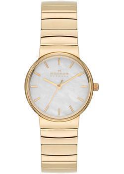Швейцарские наручные  женские часы Skagen SKW2199. Коллекция Links от Bestwatch.ru