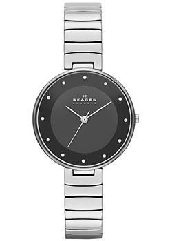 Швейцарские наручные  женские часы Skagen SKW2225. Коллекция Links от Bestwatch.ru