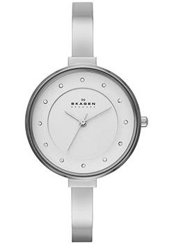 Швейцарские наручные  женские часы Skagen SKW2228. Коллекция Links от Bestwatch.ru