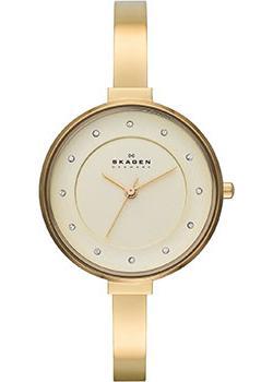 Швейцарские наручные  женские часы Skagen SKW2229. Коллекция Links от Bestwatch.ru