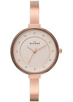 Швейцарские наручные  женские часы Skagen SKW2230. Коллекция Links