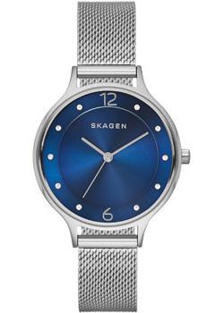 Швейцарские наручные  женские часы Skagen SKW2307. Коллекция Mesh