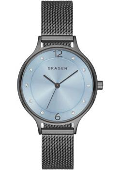 Швейцарские наручные  женские часы Skagen SKW2308. Коллекция Mesh