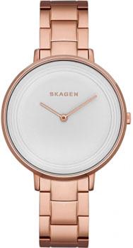 Швейцарские наручные  женские часы Skagen SKW2331. Коллекция Links от Bestwatch.ru