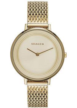 Швейцарские наручные  женские часы Skagen SKW2333. Коллекция Mesh