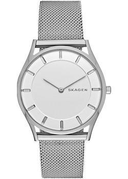 Швейцарские наручные  женские часы Skagen SKW2342. Коллекци Mesh