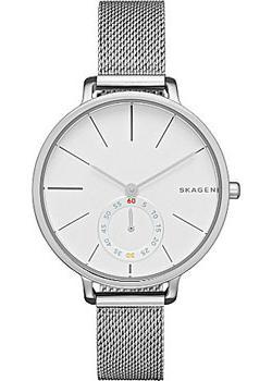 Швейцарские наручные  женские часы Skagen SKW2358. Коллекция Mesh