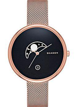 Швейцарские наручные женские часы Skagen SKW2371. Коллекция Mesh