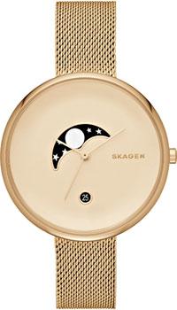 Швейцарские наручные женские часы Skagen SKW2373. Коллекция Mesh