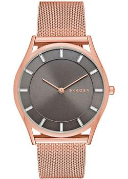 Швейцарские наручные  женские часы Skagen SKW2378. Коллекция Mesh