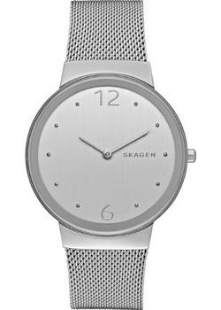 Швейцарские наручные  женские часы Skagen SKW2380. Коллекция Mesh