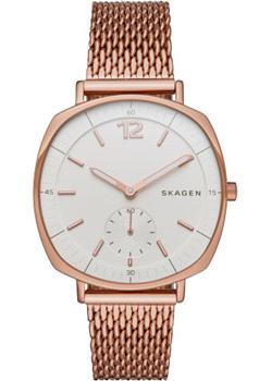 Швейцарские наручные  женские часы Skagen SKW2401. Коллекция Mesh