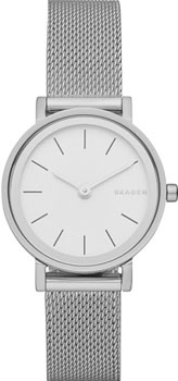 Швейцарские наручные  женские часы Skagen SKW2441. Коллекци Mesh