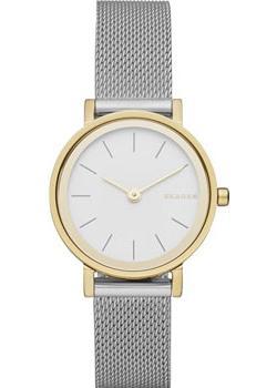 Швейцарские наручные  женские часы Skagen SKW2445. Коллекция Mesh