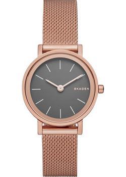 Швейцарские наручные  женские часы Skagen SKW2470. Коллекция Mesh