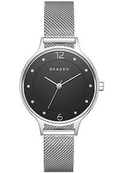 Швейцарские наручные  женские часы Skagen SKW2473. Коллекция Mesh