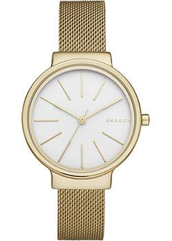 Швейцарские наручные  женские часы Skagen SKW2477. Коллекция Mesh
