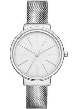 Швейцарские наручные  женские часы Skagen SKW2478. Коллекци Mesh