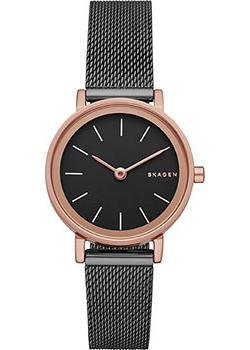 Швейцарские наручные  женские часы Skagen SKW2492. Коллекция Mesh