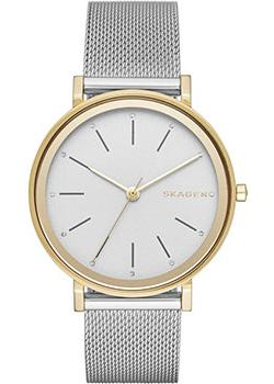 Швейцарские наручные  женские часы Skagen SKW2508. Коллекция Mesh