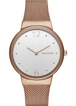 Швейцарские наручные  женские часы Skagen SKW2518. Коллекция Mesh