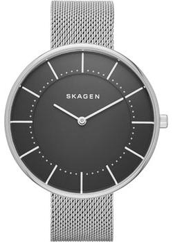 Швейцарские наручные  женские часы Skagen SKW2561. Коллекция Mesh