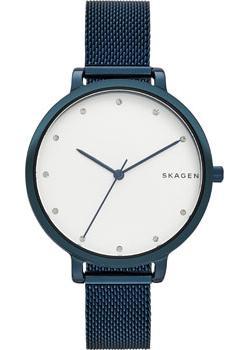 Швейцарские наручные  женские часы Skagen SKW2579. Коллекция Mesh