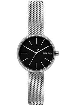 Швейцарские наручные  женские часы Skagen SKW2596. Коллекция Mesh