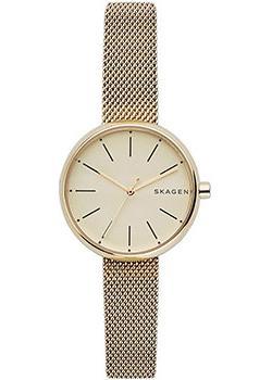 Швейцарские наручные  женские часы Skagen SKW2614. Коллекция Mesh
