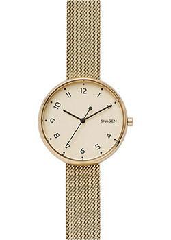 Швейцарские наручные  женские часы Skagen SKW2625. Коллекция Mesh.