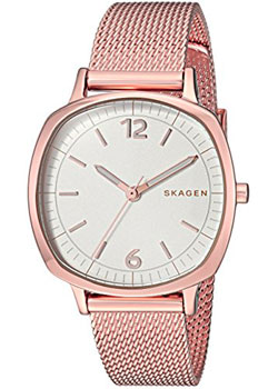 Швейцарские наручные  женские часы Skagen SKW2629. Коллекция Mesh