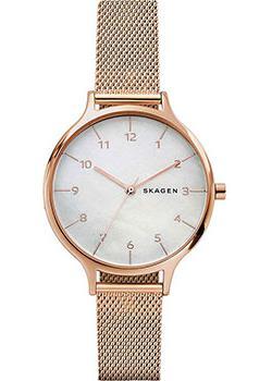 Швейцарские наручные  женские часы Skagen SKW2633. Коллекция Mesh