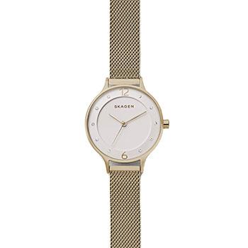 Швейцарские наручные  женские часы Skagen SKW2650. Коллекция Mesh