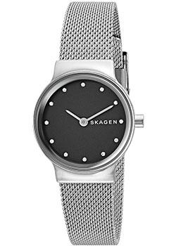 Швейцарские наручные  женские часы Skagen SKW2667. Коллекция Mesh