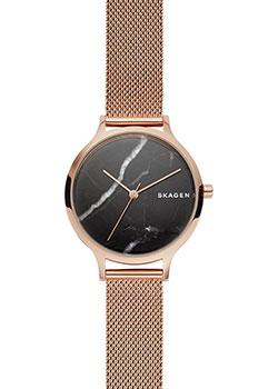 Швейцарские наручные  женские часы Skagen SKW2721. Коллекция Mesh.