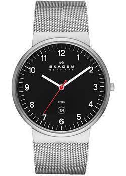 Швейцарские наручные  мужские часы Skagen SKW6051. Коллекци Mesh