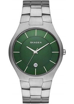 Швейцарские наручные  мужские часы Skagen SKW6182. Коллекци Links