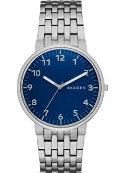 Швейцарские наручные  мужские часы Skagen SKW6201. Коллекция Links.