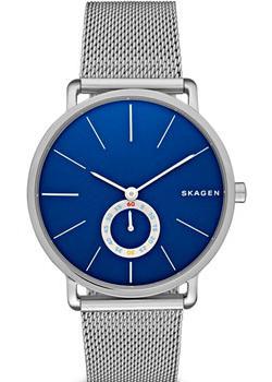 Швейцарские наручные  мужские часы Skagen SKW6230. Коллекци Mesh