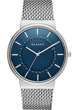 Швейцарские наручные  мужские часы Skagen SKW6234. Коллекция Mesh